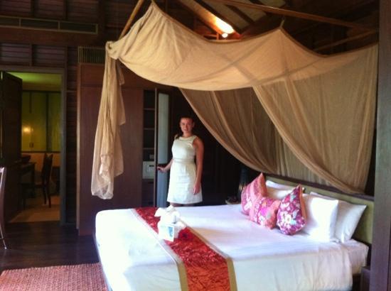 Zeavola Resort: Zimmer