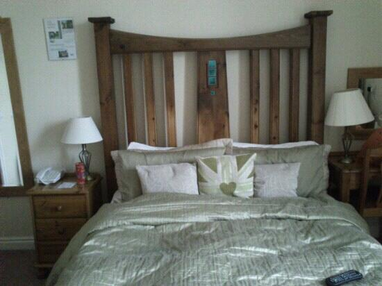 The York Priory: lovely comfortable superior room