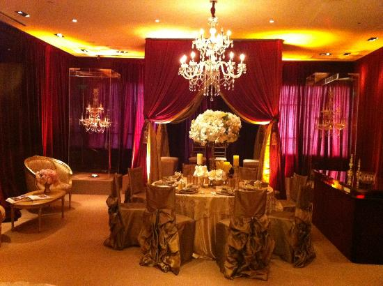 Four Seasons Hotel Westlake Village: wedding banquet area