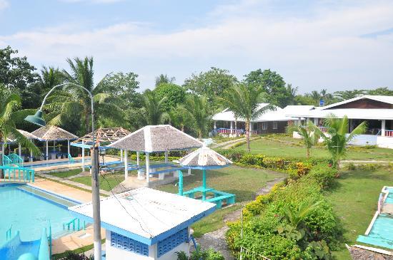 Virgin Beach Resort Pool Area
