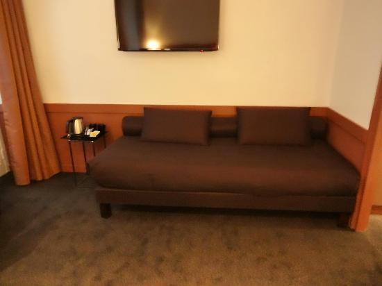 La Maison des Armateurs: Room Lounge Area