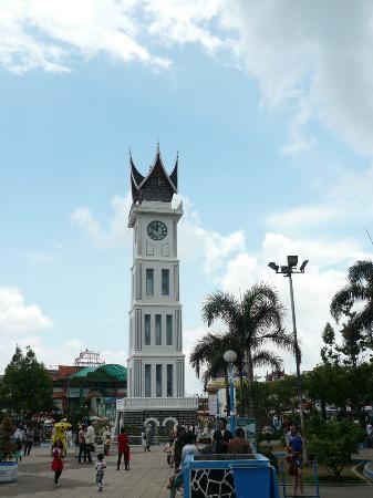 Jam Gadang, Bukittinggi, West Sumatra, Indonesia