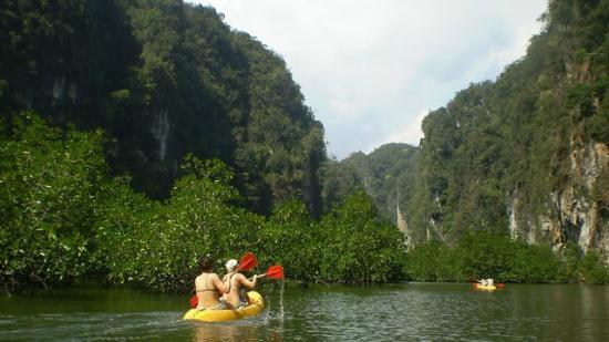 how to get to koh yao noi
