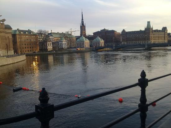 Scandic Sergel Plaza: Stockholm, near the hotel