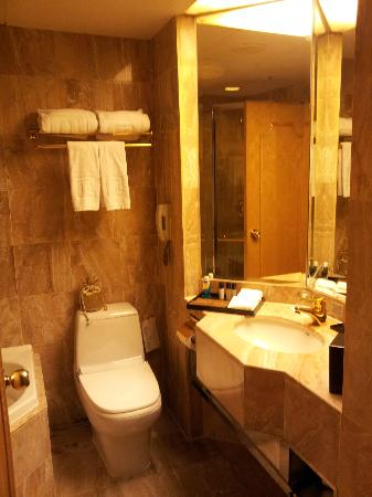 Regal Hongkong Hotel: Bath