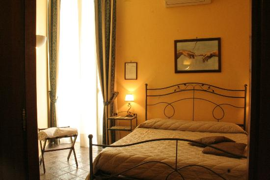 Bed and Breakfast Napoli I Visconti : Suite