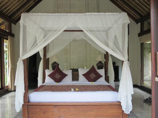 The Ubud Village Resort & Spa: The bedroom