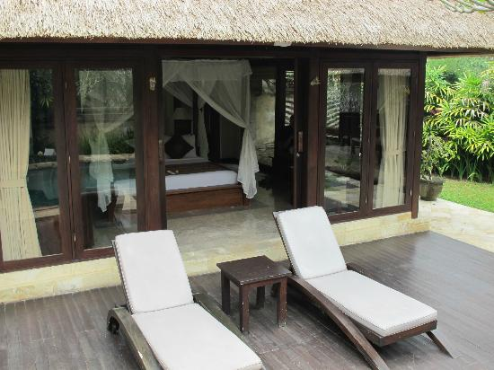 The Ubud Village Resort & Spa: looking inside