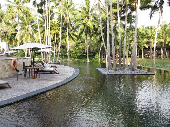 The Ubud Village Resort & Spa: the main pool