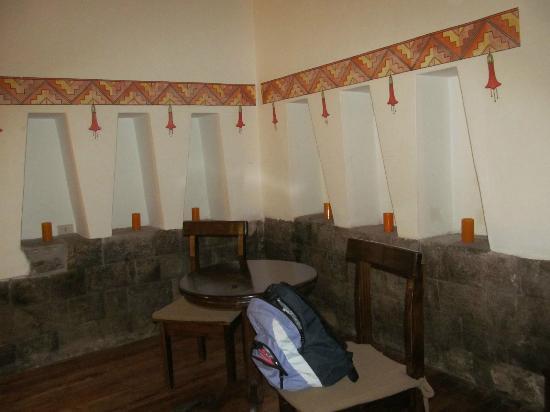 Unaytambo Hotel: room 101?