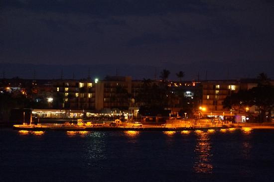 Royal Kona Resort: room view