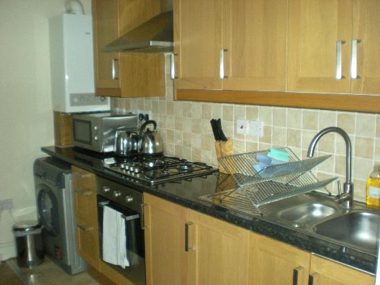 Camden Place Apartments: keukenaangerecht