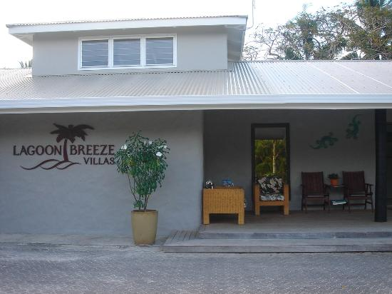 Lagoon Breeze Villas: Office