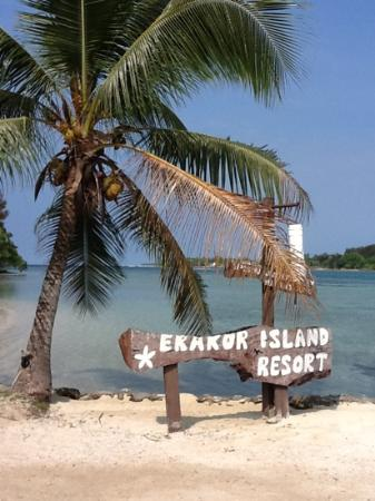 Erakor Island Resort & Spa: our wedding day oct 28