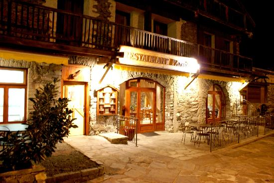 Restaurant L'Arssiban