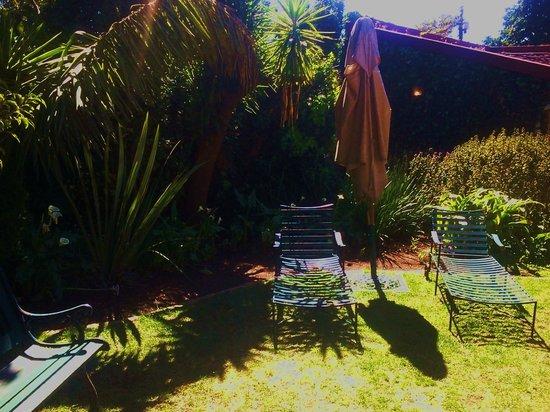 Thulani Lodge: Feel like a tan by the pool?