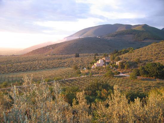 Le Terre di Poreta: Villa della Genga