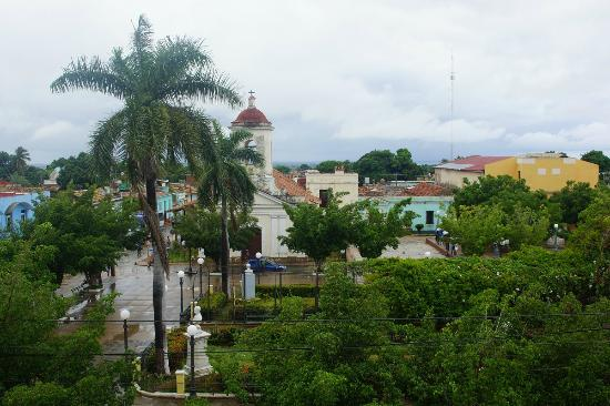 Iberostar Grand Trinidad: view from our room