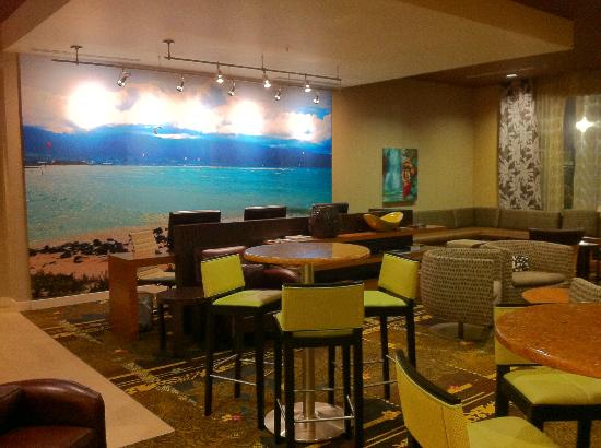 Courtyard by Marriott Maui Kahului Airport: coffee room