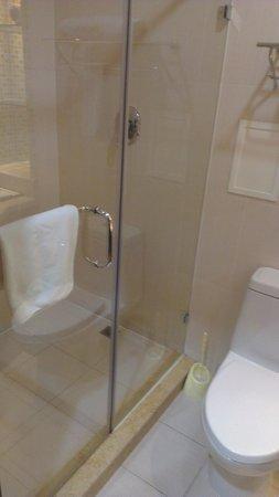 Renion Hills Hotel: Toilet