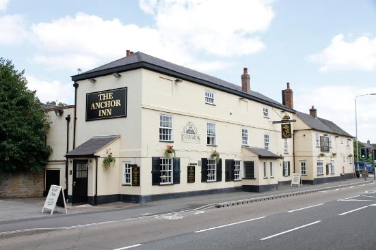 Loughborough, UK: The Anchor Inn, Hathern
