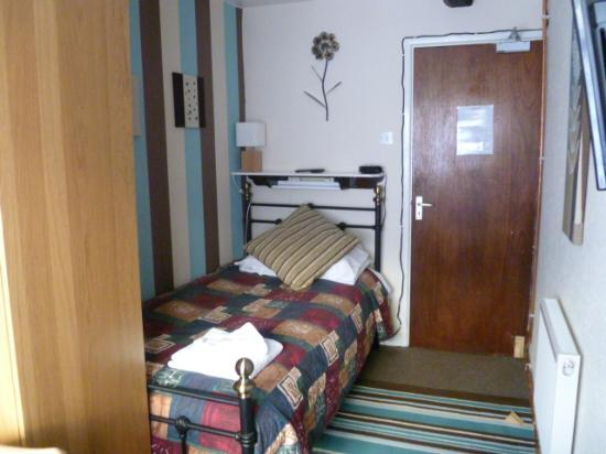 Belle Vue Hotel: room 15 single en suite