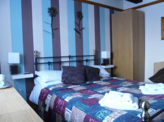 Belle Vue Hotel: room 17 double en suite