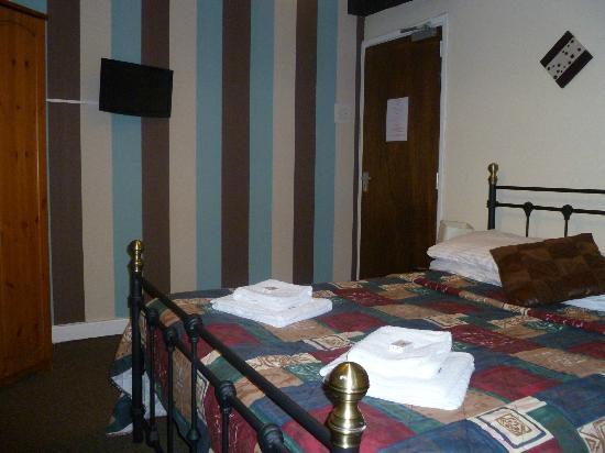 Belle Vue Hotel: room 12 double en suite