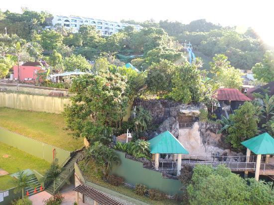 Guam Plaza Hotel: ターザ