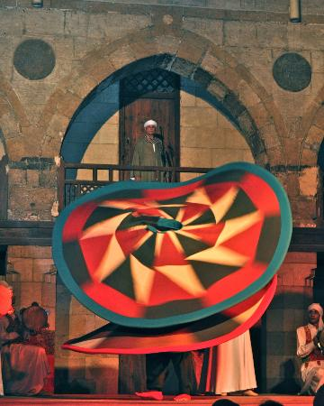 Al-Tannoura Egyptian Heritage Dance Troupe : Al-Tannoura Whirling Dervishes