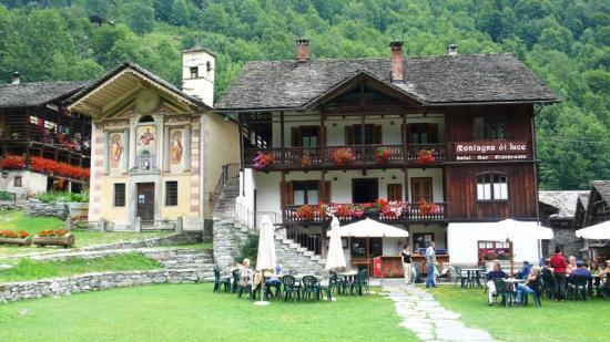 Hotel Montagna di Luce: Montagna di Luce