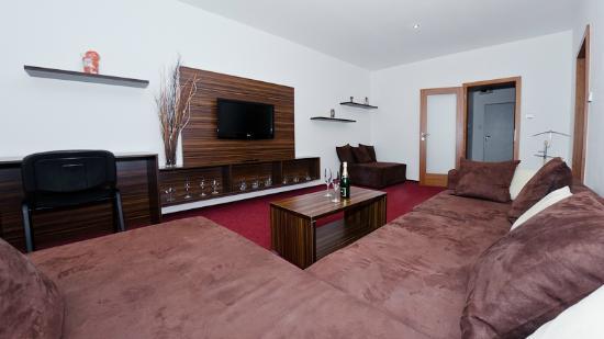 Hotel Fontana: Room