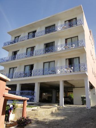 Axiothea Hotel: chambres avec balcon