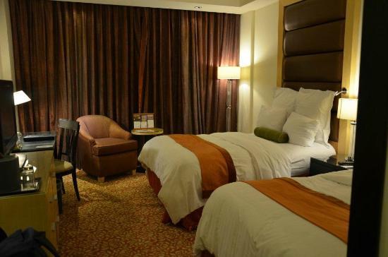 Petra Marriott Hotel: lettoni