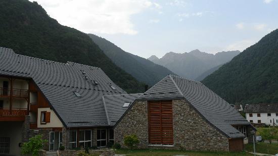 Lagrange Prestige Residence le Belvedere: Bâtiment de la piscine