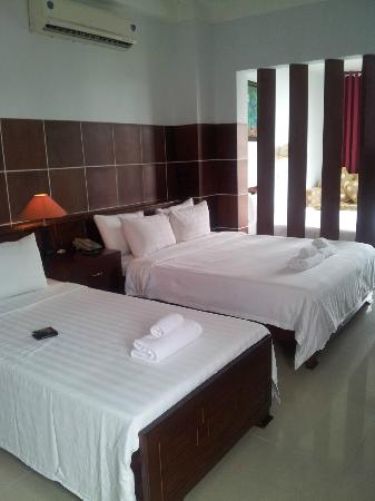 Meraki Hotel: The Vip Family Deluxe Room