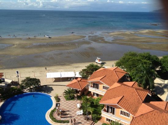 เอสเตรลยาส์ เด เมนโดซา พลายา รีสอร์ท: Beach area in the morning