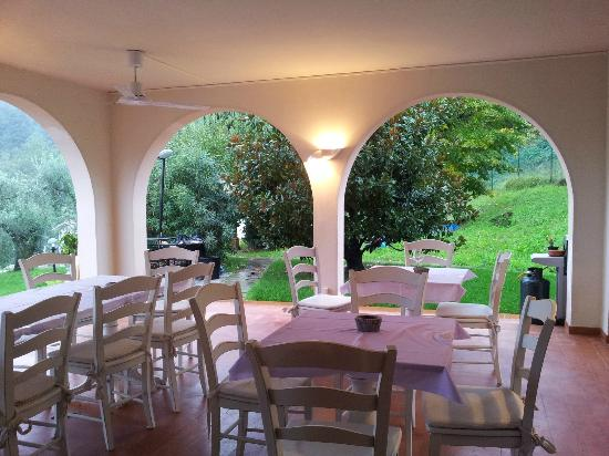 Le Contesse, My Italian Country House: IL PATIO
