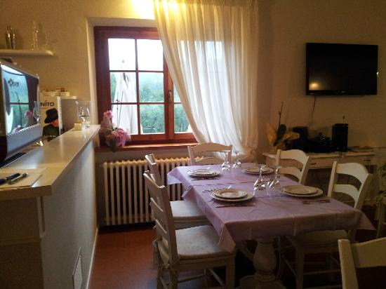 Le Contesse, My Italian Country House: RISTORANTE/BAR