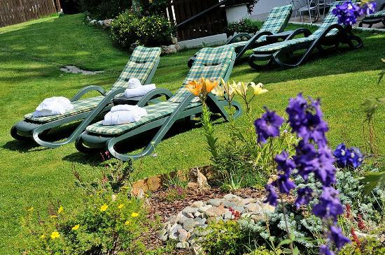 Hotel Gianna: giardino privato