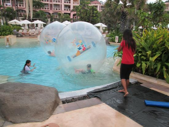 Centara Grand Beach Resort Phuket: Kids loved it