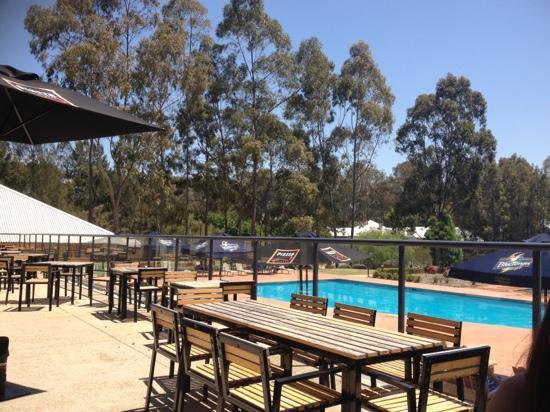 Oaks Cypress Lakes Resort: pool