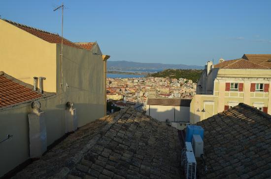 Residenza Kastrum: View from Kastrum