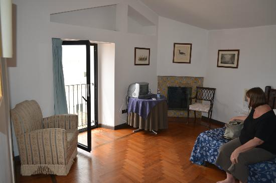 Residenza Kastrum: Panoramic suite room