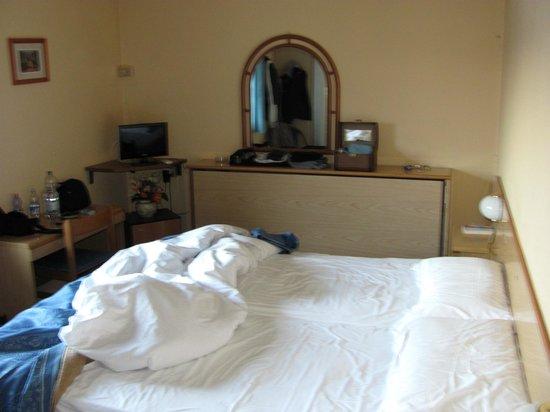 Hotel Astoria: Camera da letto