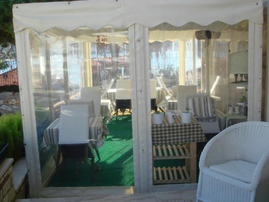 Bulbul Yuvasi Boutique Hotel : KIŞ BAHÇESİ