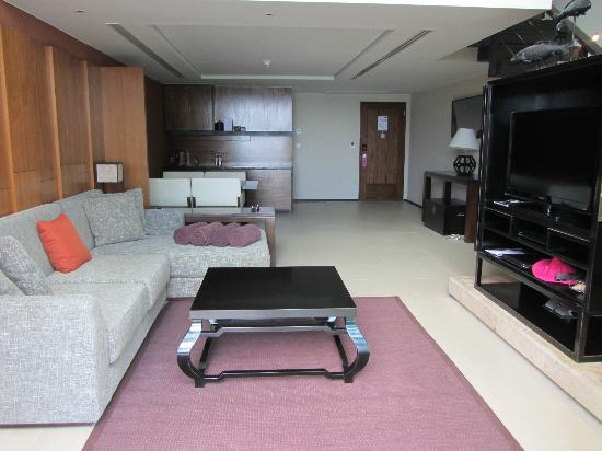 Crowne Plaza Phuket Panwa Beach: Andaman Loft Pool Suite