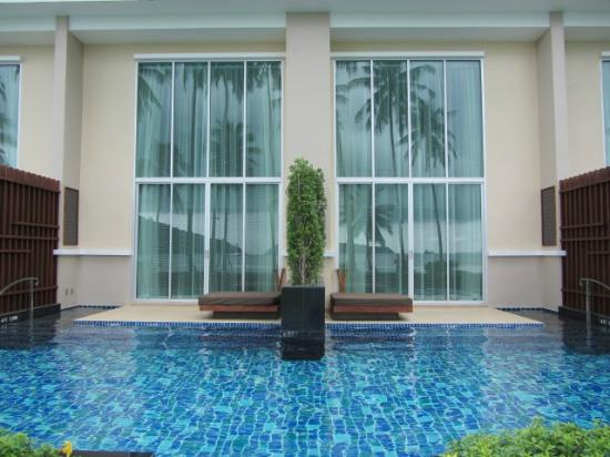 Crowne Plaza Phuket Panwa Beach: Andaman Loft Pool Suite