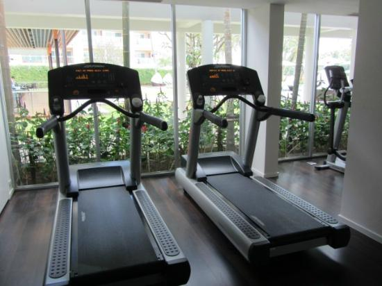 Phuket Panwa Beachfront Resort: Fitness Centre