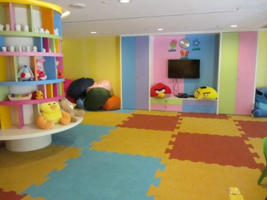 Crowne Plaza Phuket Panwa Beach: Chidrens playroom